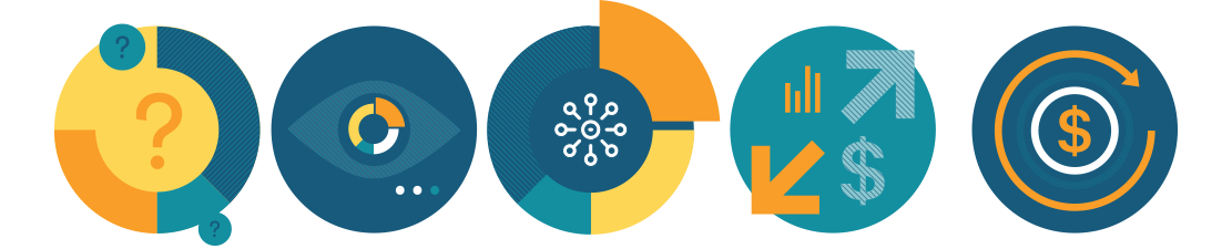 Leverage Analytics eBook Icons